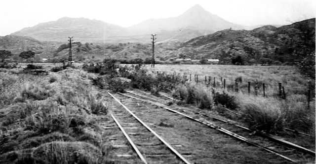 Croesor Junction in 1943