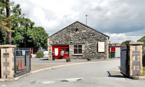 Dinas Goods Shed restored
