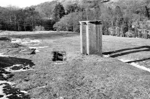 Beddgelert Water Tower and Ash Pit - 1988