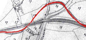 map bontnewydd